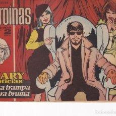 Livros de Banda Desenhada: MARY NOTICIAS : NUMERO 193 UNA TRAMPA PARA BRUMA, EDITORIAL IBERO MUNDIAL DE EDICIONES. Lote 263159940