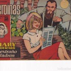 Livros de Banda Desenhada: MARY NOTICIAS : NUMERO 213 EXTRAÑO LADRON, EDITORIAL IBERO MUNDIAL DE EDICIONES. Lote 263160660