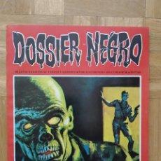 Tebeos: COMIC DOSSIER NEGRO Nº 36 RELATOS GRAFICOS DE TERROR Y SUSPENSE IBERO MUNDIAL DE EDICIONES 1972. Lote 263796805