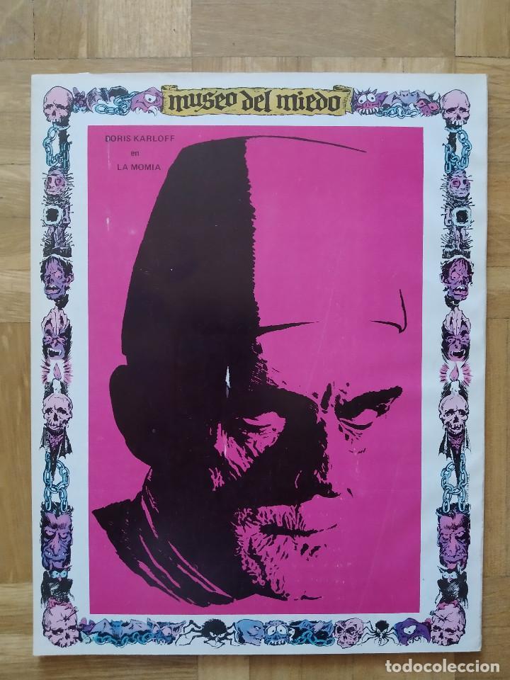 Tebeos: COMIC DOSSIER NEGRO Nº 36 RELATOS GRAFICOS DE TERROR Y SUSPENSE IBERO MUNDIAL DE EDICIONES 1972 - Foto 3 - 263796805