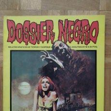 Tebeos: COMIC DOSSIER NEGRO Nº 42 RELATOS GRAFICOS DE TERROR Y SUSPENSE IBERO MUNDIAL DE EDICIONES 1972. Lote 263797985