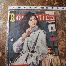 Tebeos: REVISTA JUVENIL FEMENINA ROMANTICA N° 159 (IBERO MUNDIAL DE EDICIONES). Lote 269009584