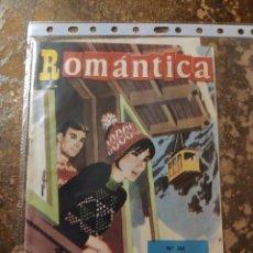 Tebeos: REVISTA JUVENIL FEMENINA ROMANTICA N° 165 (IBERO MUNDIAL DE EDICIONES). Lote 269009644