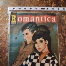 Tebeos: REVISTA JUVENIL FEMENINA ROMANTICA N° 181 (IBERO MUNDIAL DE EDICIONES). Lote 269009734