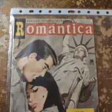 Tebeos: REVISTA JUVENIL FEMENINA ROMANTICA N° 192 (IBERO MUNDIAL DE EDICIONES). Lote 269009799