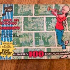 Tebeos: ¡LIQUIDACION TEBEO FEMENINO! - PEDIDO MINIMO 5 EUROS - CLARO DE LUNA 100 EXTRA. - ORIGINAL - GCH. Lote 269045253
