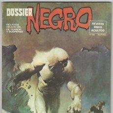 Livros de Banda Desenhada: IBERO MUNDIAL. DOSSIER NEGRO. 93. Lote 271237578