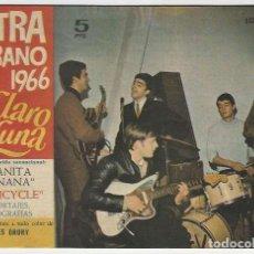 Giornalini: IBERO MUNDIAL. CLARO DE LUNA. 21. EXTRA VERANO 1966.. Lote 271267378