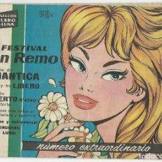 Giornalini: IBERO MUNDIAL. CLARO DE LUNA. 2. EXTRA X FESTIVAL S. REMO.. Lote 271297568