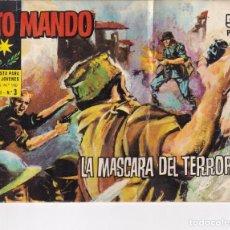 Giornalini: ALTO MANDO : NUMERO 3 LA MASCARA DEL TERROR, EDITORIAL IBERO MUNDIAL DE EDICIONES. Lote 276240793