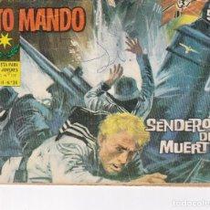 Livros de Banda Desenhada: ALTO MANDO : NUMERO 34 SENDERO DE MUERTE, EDITORIAL IBERO MUNDIAL DE EDICIONES. Lote 276241838