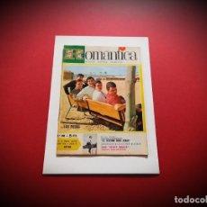 Tebeos: ROMANTICA Nº 308 ( LOS PASOS - EASY BEATS - BETINA - DONOVAN - COMIC TA TA TA DE POLNAREFF ). Lote 276637753