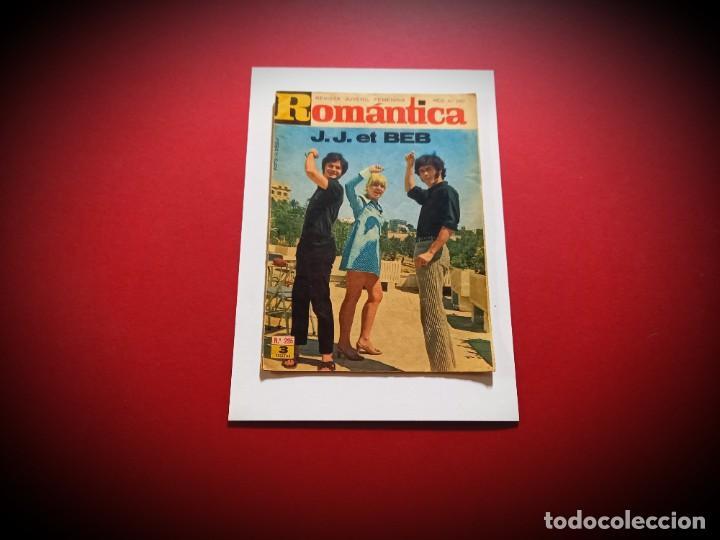 ROMANTICA Nº 295 ( J.J. ET BEB - FRANCOISE HARDY - COMIC DANDY DE MUSTANG) (Tebeos y Comics - Ibero Mundial)