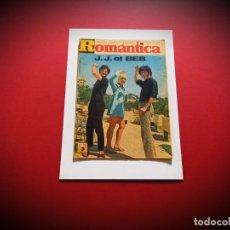 Tebeos: ROMANTICA Nº 295 ( J.J. ET BEB - FRANCOISE HARDY - COMIC DANDY DE MUSTANG). Lote 276638528