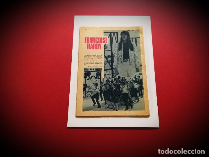 Tebeos: ROMANTICA Nº 295 ( J.J. ET BEB - FRANCOISE HARDY - COMIC DANDY DE MUSTANG) - Foto 2 - 276638528
