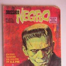 Livros de Banda Desenhada: DOSSIER NEGRO Nº 69 EDICIONES IBERO MUNDIAL ARX134. Lote 282543358