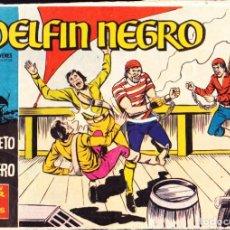 Livros de Banda Desenhada: COMIC COLECCION EL DELFIN NEGRO Nº 19. Lote 284602033