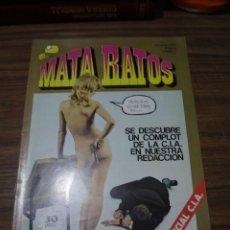 Tebeos: MATA RATOS II EPOCA Nº 7. Lote 287588153