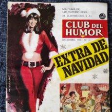 Tebeos: CLUB DEL HUMOR Nº 14 EXTRA DE NAVIDAD DICIEMBRE 1968. Lote 287789848