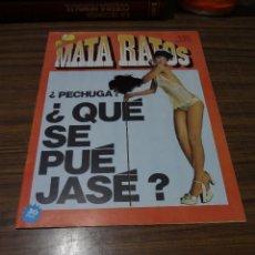 Tebeos: MATA RATOS II EPOCA Nº 15. Lote 288056338