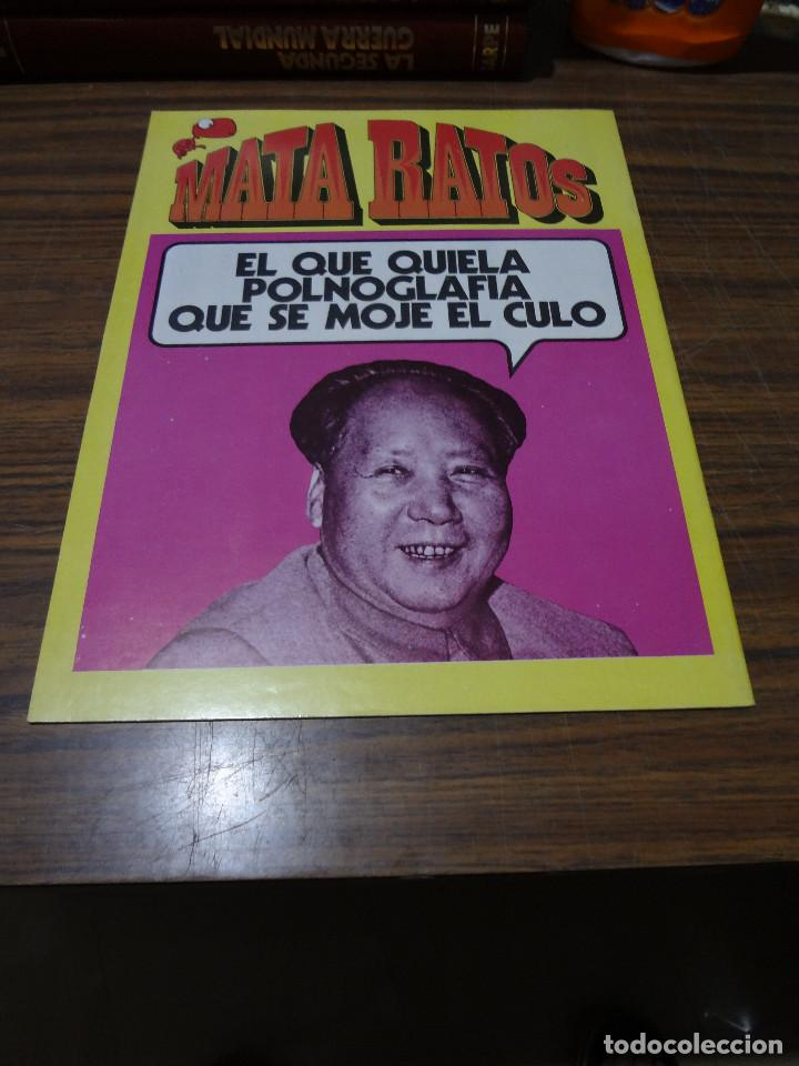 Tebeos: MATA RATOS II EPOCA Nº 15 - Foto 2 - 288056338