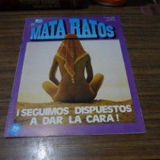 Tebeos: MATA RATOS II EPOCA Nº 16. Lote 288056578