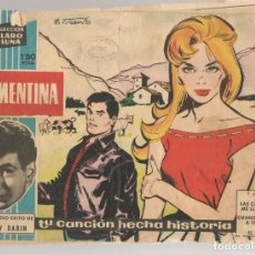 Tebeos: CLARO DE LUNA. Nº 64. CLEMENTINA. BOBBY DARIN. IBERO MUNDIAL, 1959. (C/A101). Lote 289462873