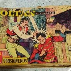 Tebeos: COMICS ANTIGUOS ZOLTAN EL CINGARO LOTE DE 49 UDS. ENTRE LOS NÚMEROS 3 Y 80 EL SURTIDO COL. MONITOR. Lote 289516698