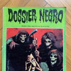 Tebeos: DOSSIER NEGRO Nº 29. Lote 290938863
