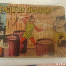Tebeos: EL DELFIN NEGRO, EN EL CUBIL DEL BUITRE. Lote 291519058