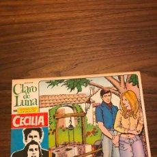 Tebeos: CLARO DE LUNA Nº 558, EDITORIAL IBERO MUNDIAL. Lote 292597698