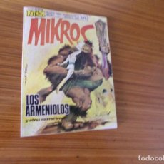 Tebeos: MIKROS Nº 11 EDITA IBERO MUNDIAL. Lote 292614668