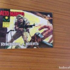 Tebeos: ALTO MANDO Nº 15 EDITA IBERO MUNDIAL. Lote 293170323