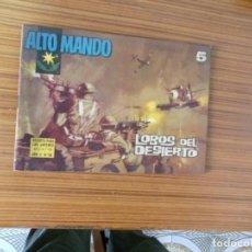 Tebeos: ALTO MANDO Nº 48 EDITA IBERO MUNDIAL. Lote 293795698