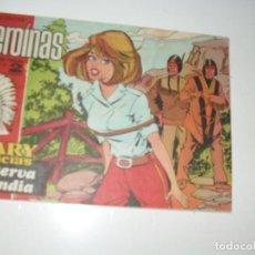 Tebeos: MARY NOTICIAS 321.IBERO MUNDIAL,AÑO 1962.ORIGINAL APAISADO.. Lote 293802443
