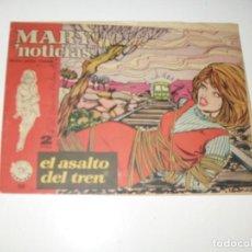 Tebeos: MARY NOTICIAS 136.IBERO MUNDIAL,AÑO 1962.ORIGINAL APAISADO.. Lote 293802608