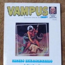 Tebeos: VAMPUS EXTRA CIENCIA FICCION (IBERO MUNDIAL 1974). Lote 295437998