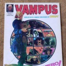 Tebeos: VAMPUS EXTRA OTOÑO (IBERO MUNDIAL 1973). Lote 295438288