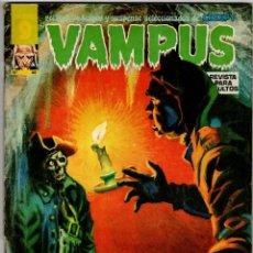 Tebeos: VAMPUS Nº 46 (GARBO 1975). Lote 295438818