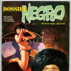 Tebeos: DOSSIER NEGRO Nº 121 (IBERO MUNDIAL 1979). Lote 295442208