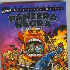 Tebeos: PANTERA NEGRA. Lote 25248543