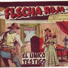 Tebeos: COMIC FLECHA ROJA Nº 53 AÑO 1962-EDITORIAL MAGA. Lote 25617693