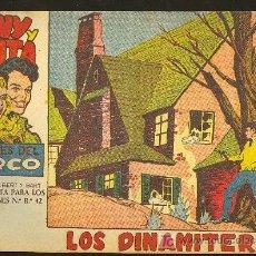 Giornalini: TONY Y ANITA, LOS ASES DEL CIRCO Nº15 -LOS DINAMITEROS- EDITORIAL MAGA, AÑOS 50 A 60. Lote 3249051