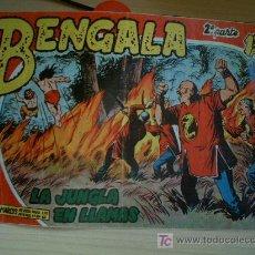 Tebeos: BENGALA Nº 11. 2º PARTE. Lote 26804250