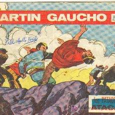 Tebeos: MARTIN GAUCHO Nº 3 EDITORIAL MAGA 1964. Lote 139499364