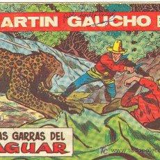 Tebeos: MARTIN GAUCHO Nº 5 EDITORIAL MAGA 1964. Lote 27066947