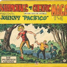 Tebeos: JOHNNY PACIFICO Nº 4. Lote 27021521