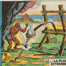 Tebeos: COLOSO / PRINCIPEDE RODAS (MAGA) ORIGINALES 1960- 1961 LOTE. Lote 26399477