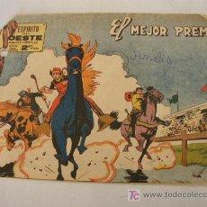 Tebeos: ESPIRITU DEL OESTE. Nº. 15.- SERIE LA CUADRILLA- EL MEJOR PREMIO.- EDT. MAGA.- 1963. Lote 150671785