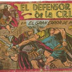 Tebeos: EL DEFENSOR DE LA CRUZ (MAGA) ORIGINAL 1956-1957. Lote 26248979